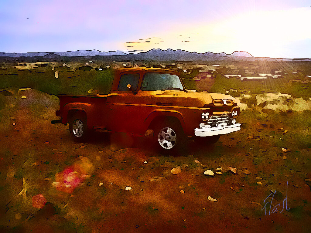 Chevy Apache 10